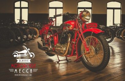 Classic Motorcycle Mecca