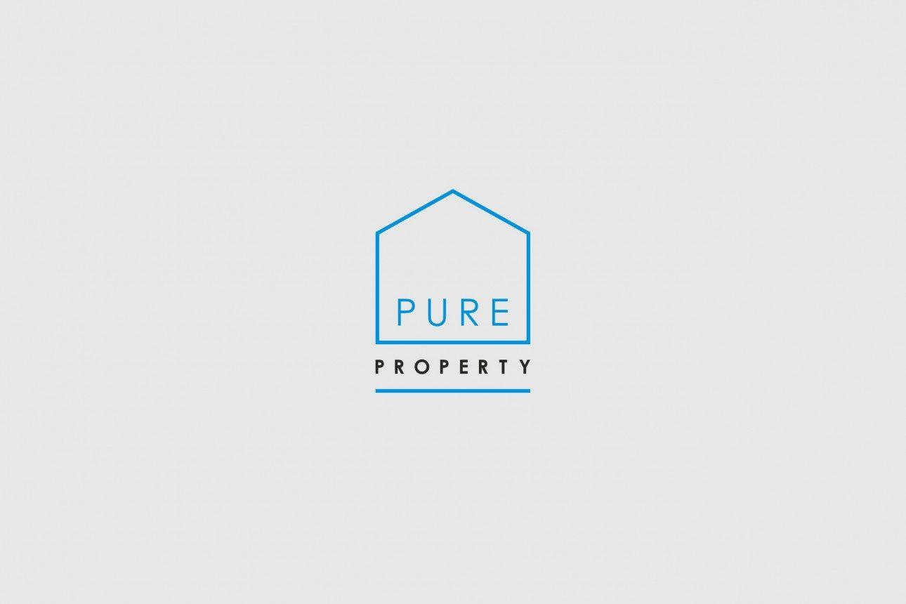 PureProperty Logo OnLightGrey