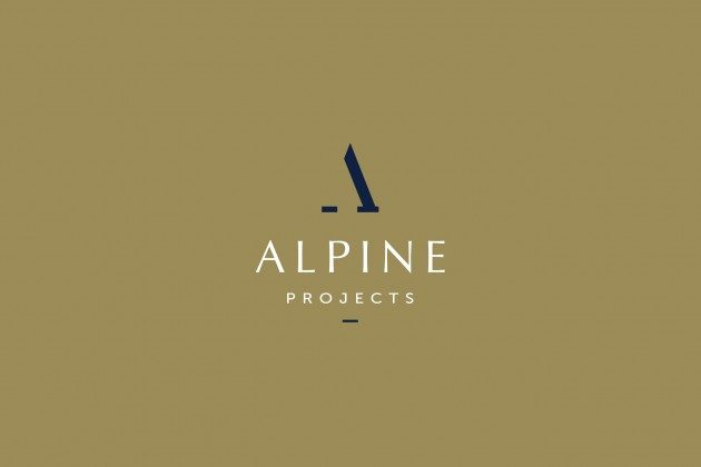 AlpineProjects Logo OnGold